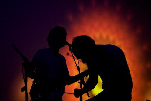 Caribou @ Primavera Sound 08