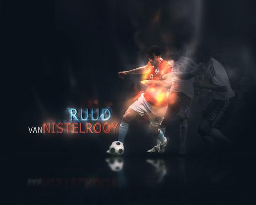 ruud van nistelrooy photos