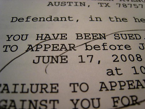 060508, 157/366: It's a little hard to focus on Project 366 when you're getting sued.