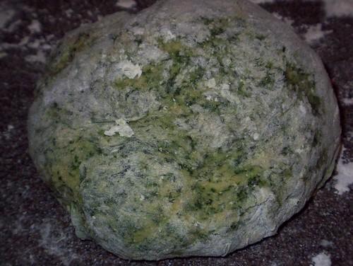 spinach pasta 2