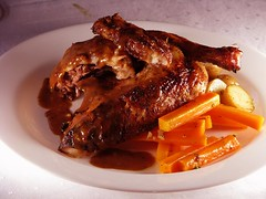 Roast Chicken (Kirti Poddar) Tags: chicken indian roast mumbai continentalfood
