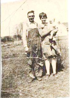 Grandparents & dad