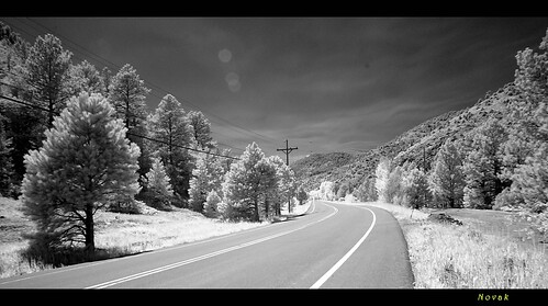 IR Country Road