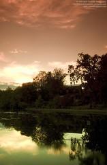Reflections in a City Pond II (boozysmurf) Tags: longexposure nikon ottawa nikond70s filters cokin nd8 pseries graduatednd2 pseriesgold tianyand8