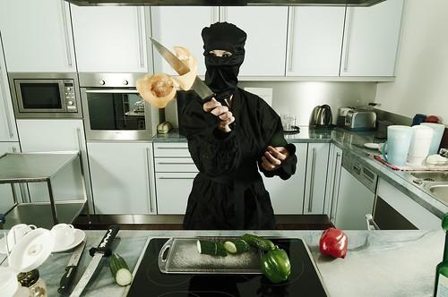 Cooking - Ninja Style