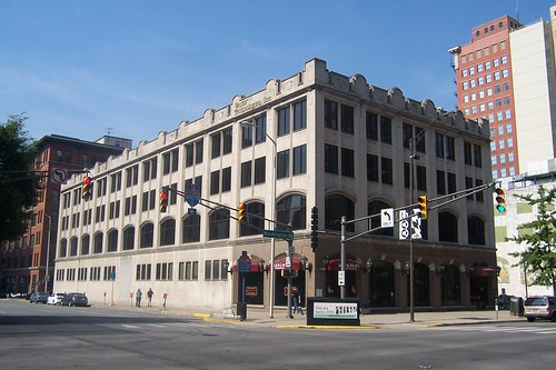 Indianapolis Business Journal building