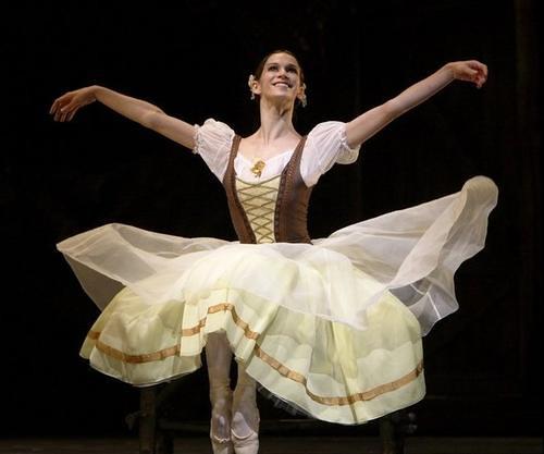【バレエ】ポリーナ・セミオノワ バレエ】ポリーナ・セミオノワの画像、写真