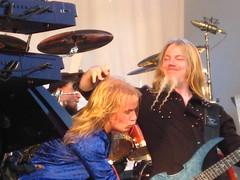 Nightwish, Kaisaniemi 26.6.2008 087 (heilun) Tags: nightwish marcohietala emppuvuorinen