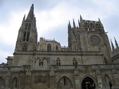 """Burgos Cathedral • <a style=""""font-size:0.8em;"""" href=""""http://www.flickr.com/photos/48277923@N00/2621974827/"""" target=""""_blank"""">View on Flickr</a>"""