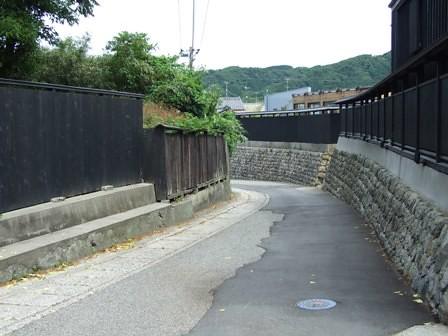 黒塀通り~寺町~塩町