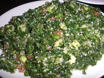 Jerusalem_Taboleh Salad