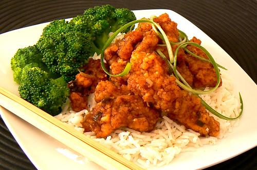 General tsu chicken recipe