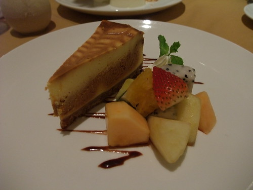Bruner Cafe - 起士蛋糕