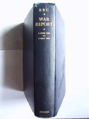 BBC War Report (byronv2) Tags: history book bbc 1945 dday 1944 reportage secondworldwar bbcwarreport