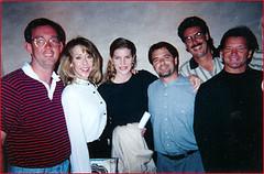 Paul Simmons, Cheryl & Richard Wheeler, Rene Russo, & Tony Elrod