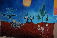 DSC_0822 (Kurt Christensen) Tags: art beach painting mural surf thrust gilgobeach gilgo
