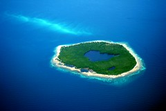 donut (Farl) Tags: blue beach colors plane islands sand muslim philippines deep down donut serene sulu tranquil isolated archipelago mindanao atoll islets jolo