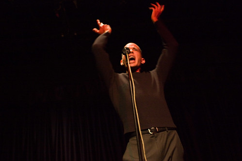 Mark Baratelli at the Chicago Improv Festival 2008