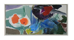 Ivon Hitchens (Martin Beek) Tags: flowers art museum painting oil abstraction artworks colection personalcollection britishartist ivonhitchens avirtualmuseum c20art personalchoicecollection artistictreasures avirtualartgallery