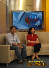 Ironwulf on ANC Shop Talk with Christine Cunanan of Travelife Mag