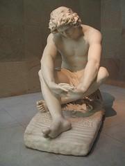 Le Désespoir, Jean-Joseph Perraud, 1861 (scott.ambrosino) Tags: muséedorsay ledésespoir scottambrosino