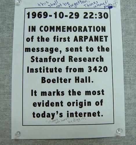 3420 Boelter Hall UCLA - the Internet Room