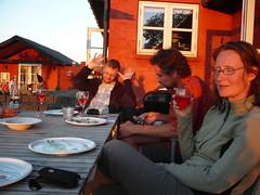 Sipping gay wine (Alex J White) Tags: henrik niels rikke