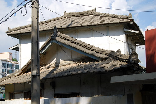 Old Japanese Home