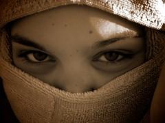 Ojos negros (manuserr) Tags: ojos andalucia espana