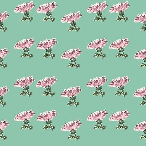 Little pink floral 1