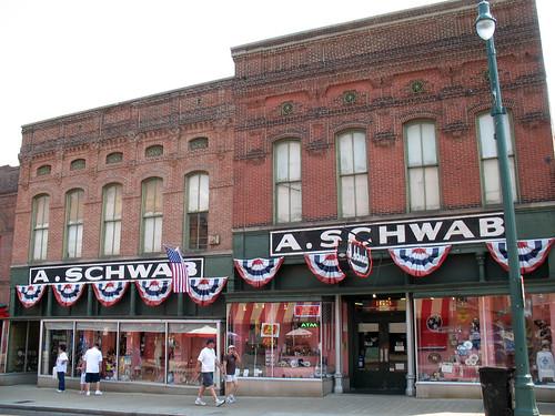 A. Schwab Dry Goods