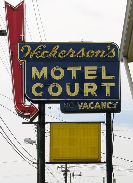 Hickerson's Motel Court