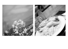 黑白蘇。 (lian) Tags: bw food film cafe suzhou lifestyle memory lian contaxg1 lucky100 swamsprite carlzeissplanart245 黑白蘇。