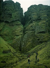 (Perpetually) Tags: iceland like lord rings gorge snaefellsness