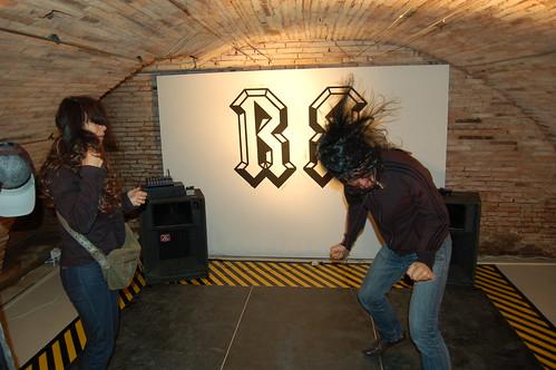 RR headbanger