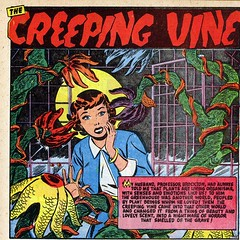 adventures into terror 44 Creeping Vine detail (by senses working overtime)