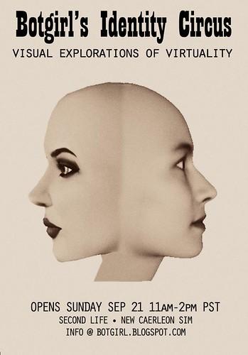 Botgirl's Identity Circus
