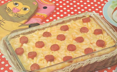 polkadot macaroni