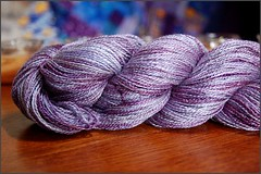 Marinella Yarn in purples