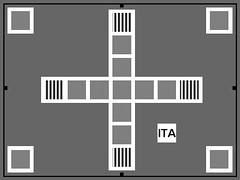ita-x (wenlockburton) Tags: remake testcard testpattern reconstruction