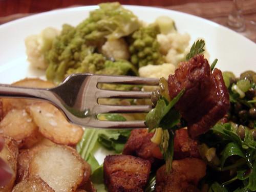 Dinner:  September 24, 2008