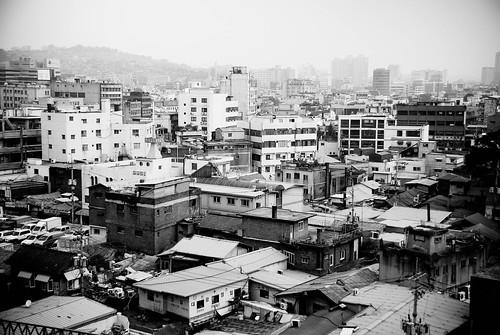 Seoul City.