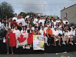 03 Toronto Chinatown Festival Group Picture 01