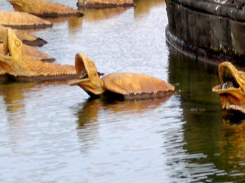 Turtle Fountain