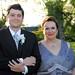 noivo e mãe do noivo