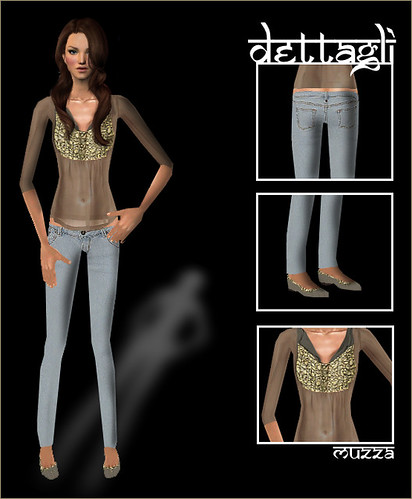 Jeans+Shirt by .:MuZza:..