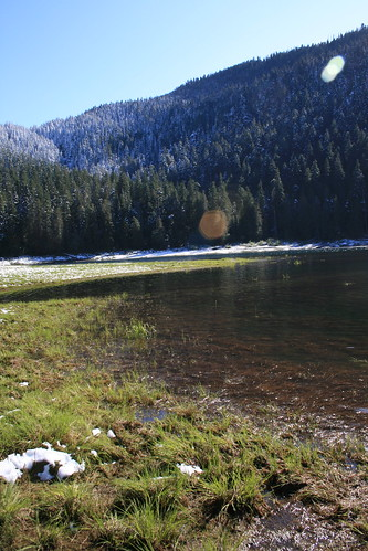 Linton Lake Hike