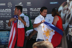 De La Hoya v. Pacquiao Press Conference (ericrichardson) Tags: tz1