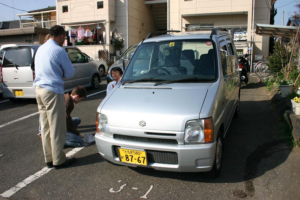 Suzuki Wagon 60,000 yen