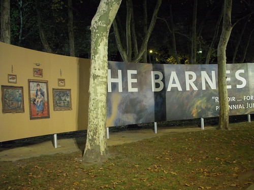 The Barnes comes to the Parkway